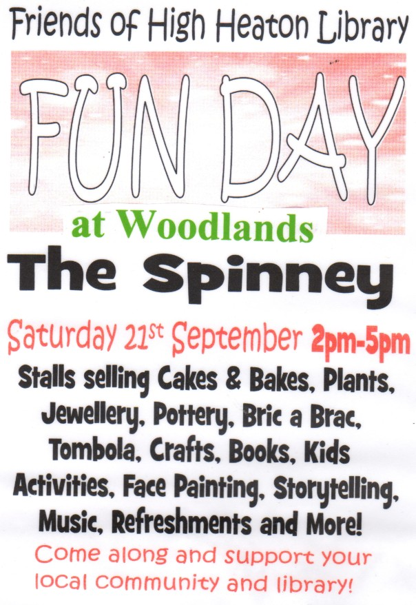 Poster for FUN DAY